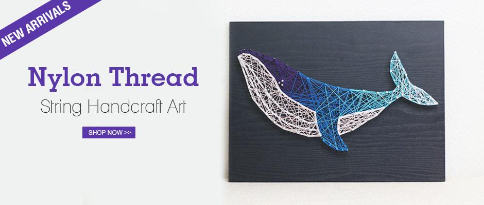 Nylon Thread for String Art